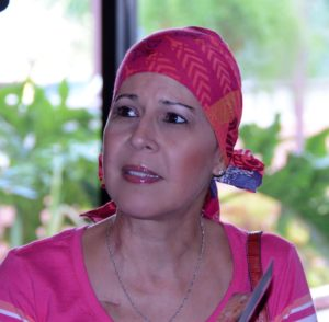 WINGS helped a San Antonio woman, Lisa Kerkez, fight breast cancer by paying for her cobra premiums so she can focus on her health and family