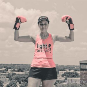 Lisa Kerkez is a fighter! After being diagnosed with breast cancer and a myriad of other health issues, Lisa was able to finish the fight with the help of WINGS. WINGS paid for her cobra payments so she could focus on her health and family.